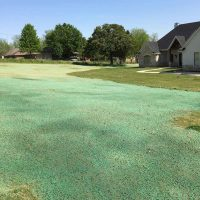 Hydroseeding Irrigation